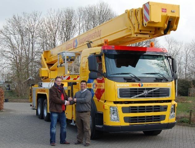 Sytsma's 52 m truckhoogwerker