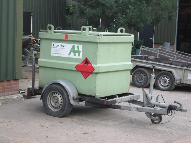 Gelijksoortige dieselkar