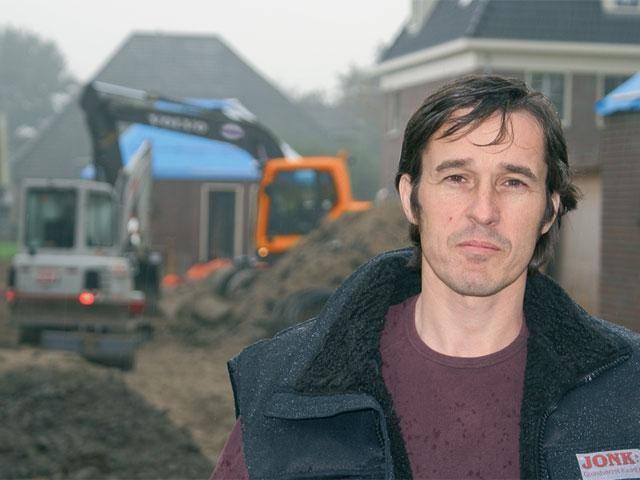 """Paul Jonk van Jonk b.v: """"Onze mini kon snel weer in de buurt aan de slag"""""""