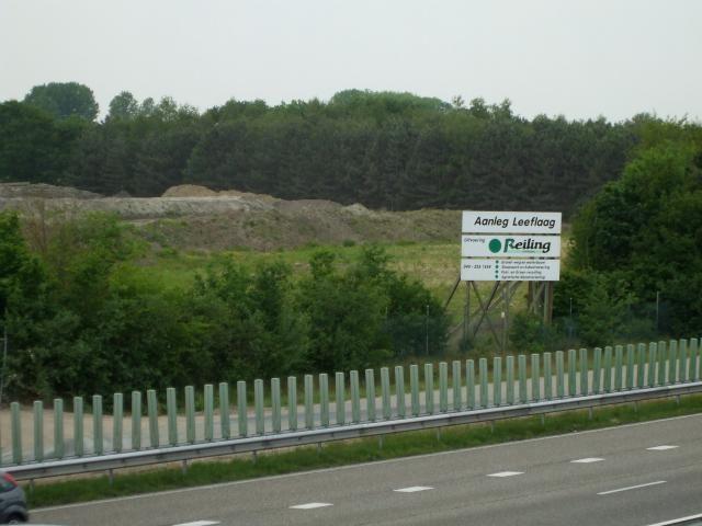 De voormalige stortplaats D'aasdonken
