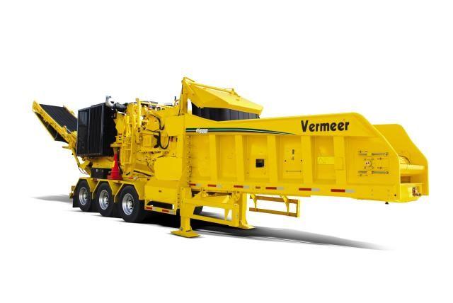 Vermeer HG6000CE horizontale shredder