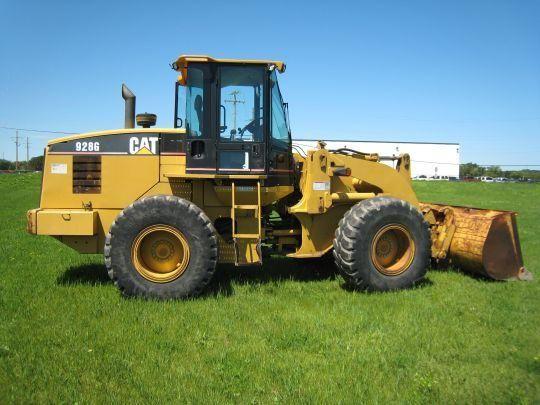 Vergelijkbare CAT 928G
