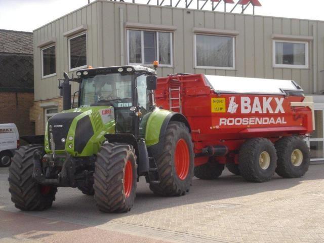 2 nieuwe Beco grondkarren voor Bakx Roosendaal B.V. uit Roosendaal