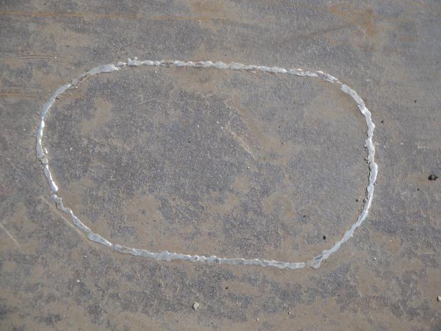 De initialen van de rijplaten van Van Ooijen uit Woerden