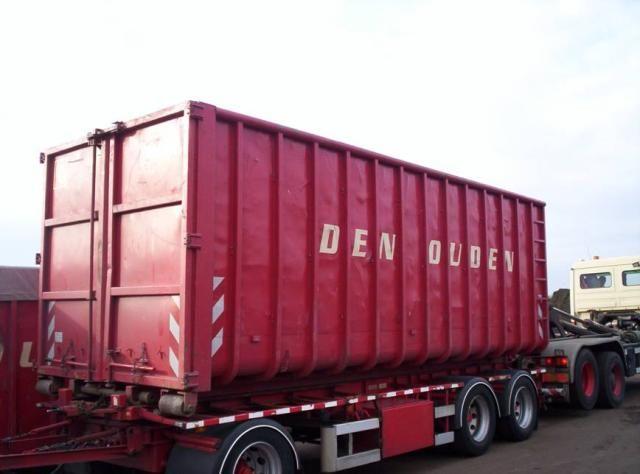 De vermiste container van Den Ouden Materieel B.V. te Schijndel