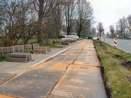 De vermiste rijplaten van Van der Krogt uit Leidschendam