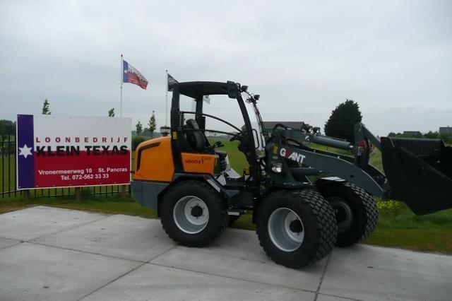 Giant V6004T X-tra voor Klein Texas uit St.Pancras