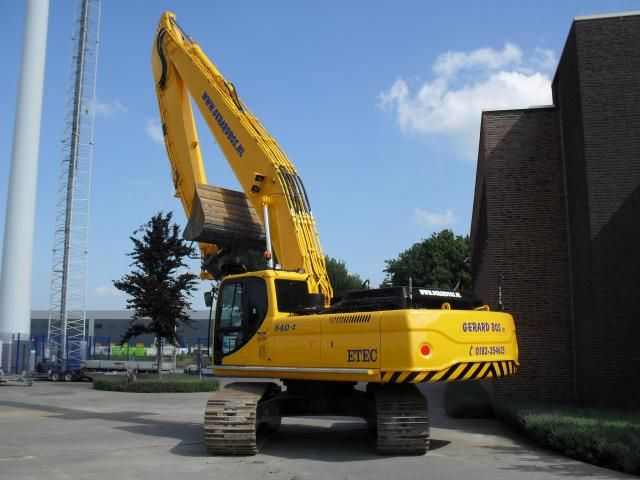 ETEC 840-II Semi Long Reach voor Gerard Bos uit Ammerstol