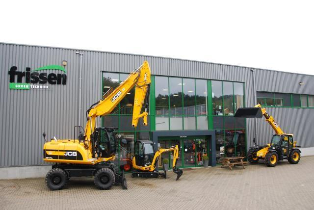 Frissen nieuwe JCB partner in Zuid Limburg