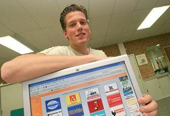 """Elroy Harte: """"De juiste machine met de juiste machinist op de juiste plek op het juiste moment, dat is entreeding.com"""""""