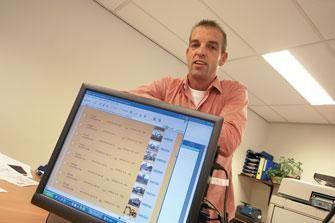 """Peter Caron: """"Het overzicht bij het aanbieden en het zoeken op entreeding.com is ongekend groot"""""""