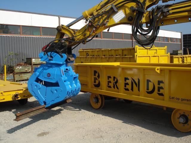 3e Demarec DRG-14 voor Berende uit Teteringen