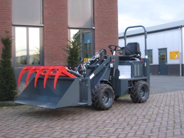 Knikmops 90 voor Welling tuinen uit Den Bosch