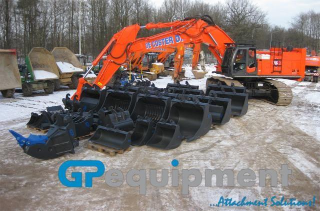 46 GP uitrustingstukken voor De Coster uit Helchteren