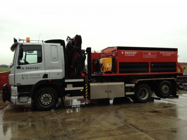 10 tons Hotbox voor R. Breure uit Zwanenburg