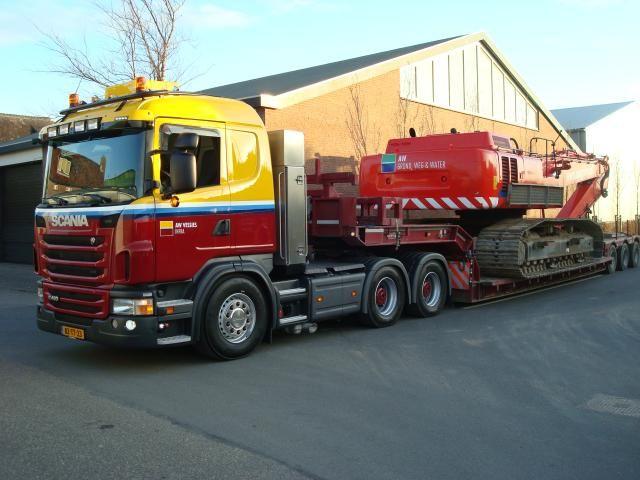Eerste Scania G 480 Euro 6 voor AW Groep uit Lisse