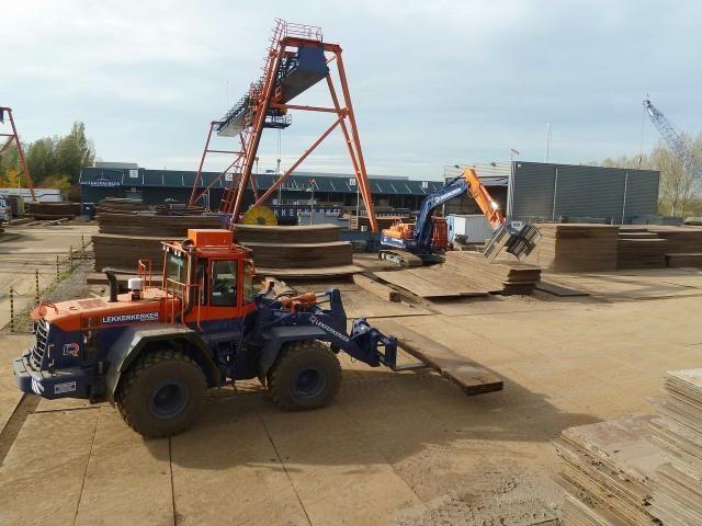 VERMIST: 22 rijplaten staal gehuurd bij Lekkerkerker