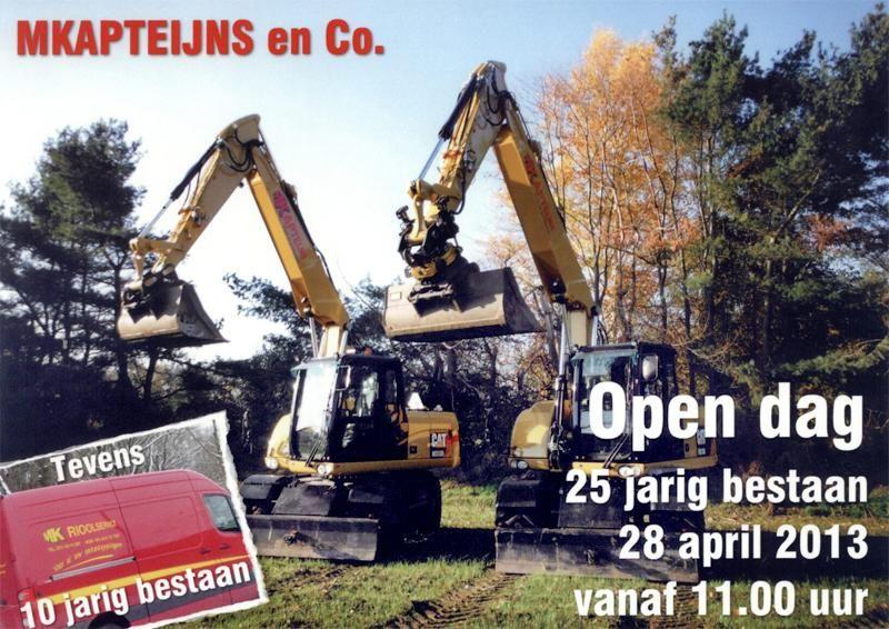 28 april 2013 - 25 jaar M. Kapteijns en Co. uit St. Michielsgestel