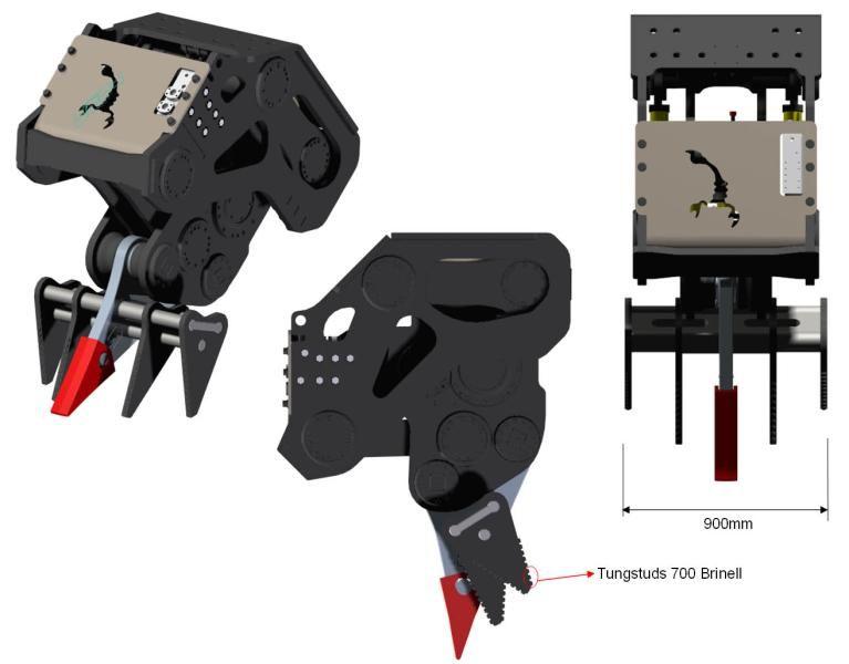 AA Machines B.V. importeur van TABE uitrustingstukken
