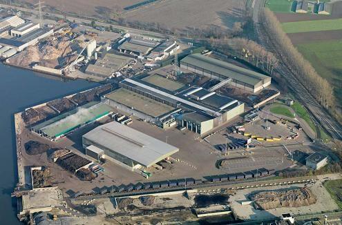 Attero locatie Maastricht, gastlocatie BVOR-Demodagen 2013