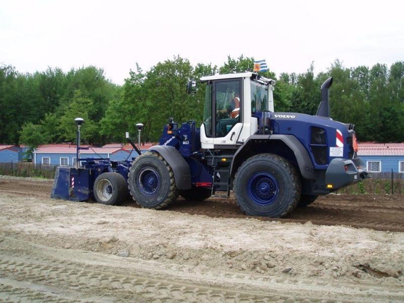 Volvo L 70 G loader voor Guiljam in Hoek
