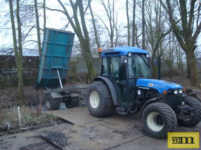 Terug gevonden New Holland TN 75S tractor