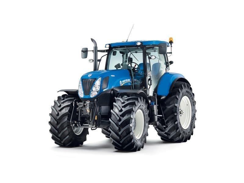 Vergelijkbare New Holland T7.27 tractor