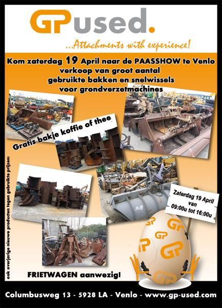 19 April Paasshow GP USED Venlo