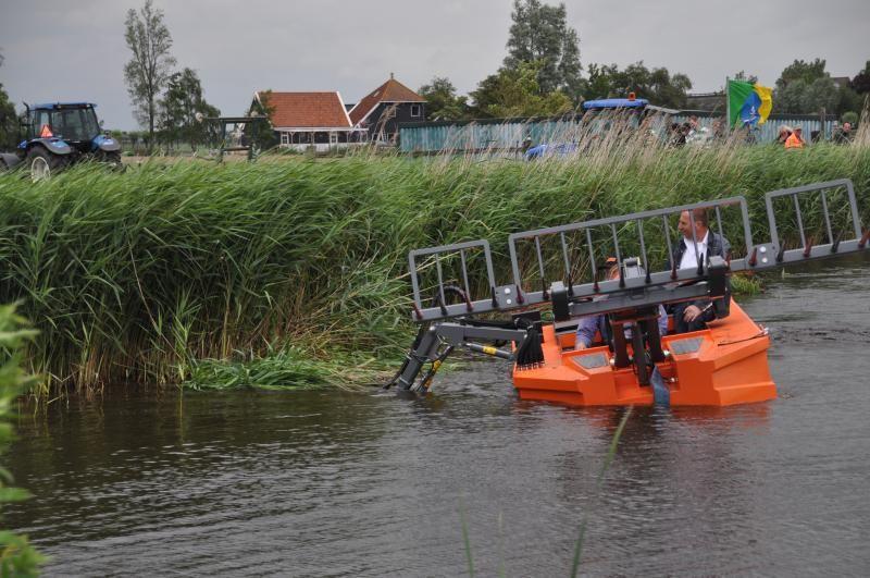 Conver C485 serie II Maaiboot voor Loon & Maaibedrijf de Struunhoeve in Monnickendam