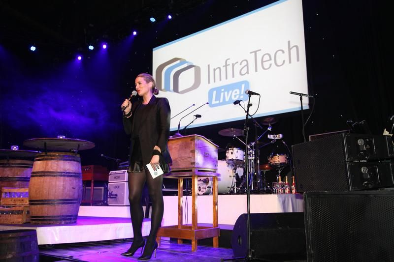 InfraTech 2015  Ahoy Rotterdam 20 t/m 23 januari