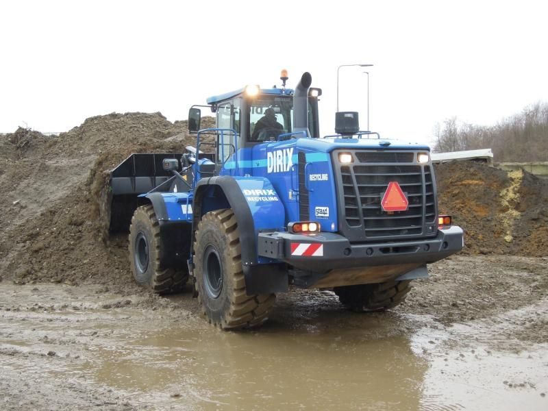 Doosan DL 450-3 loader voor Dirix uit Elsloo