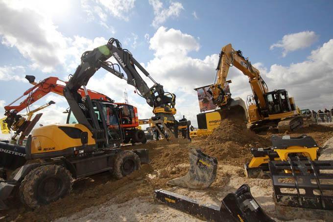 INTERMAT: het internationale trefpunt voor bouwmaterieel in 2015