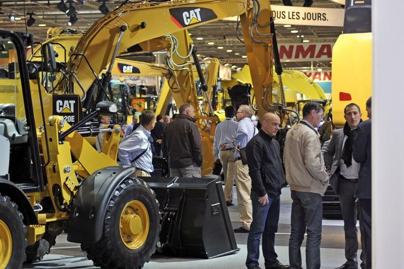 Intermat 2015 : dynamische en internationale beurseditie