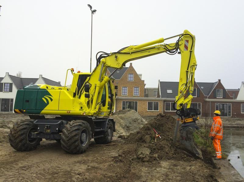 Atlas 150 W voor Peter van der Ban uit Aalsmeer