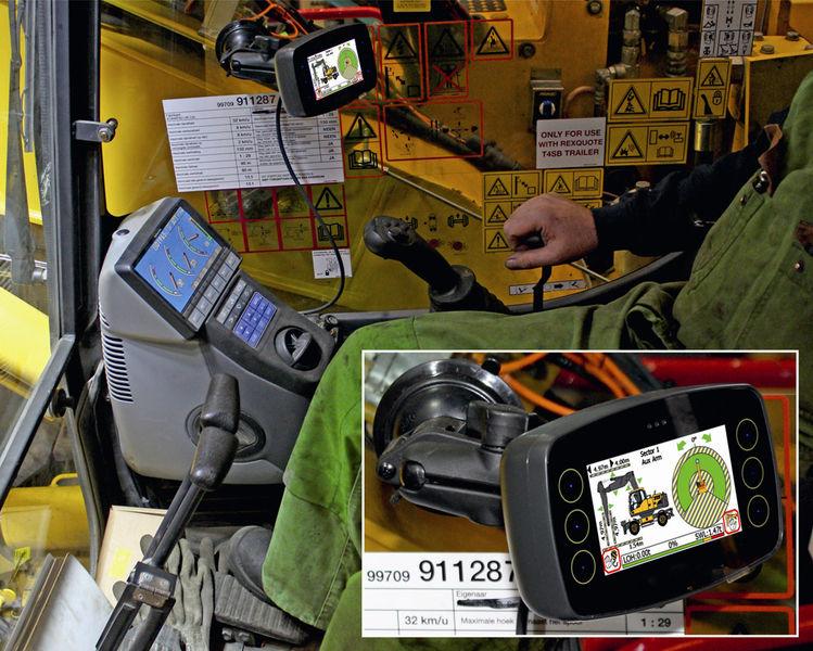 BAM voorziet KROLs van PMERail Spoorweg Graafmachinebewaking