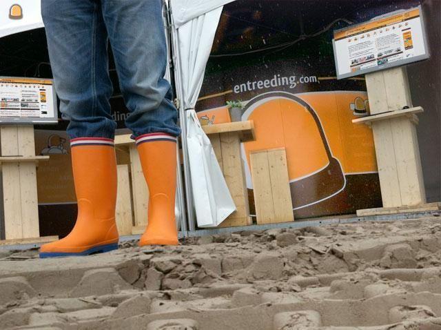 Bezoek entreeding.com op de TKD Almere