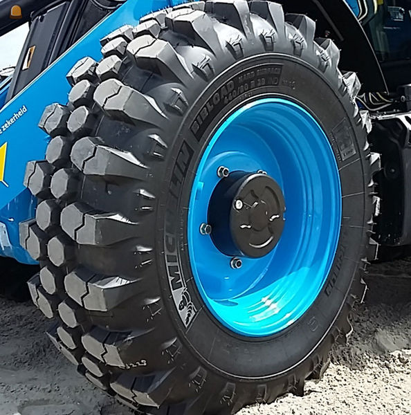 MICHELIN BIBLOAD Hard Surface Dé Compact Line band voor harde ondergrond