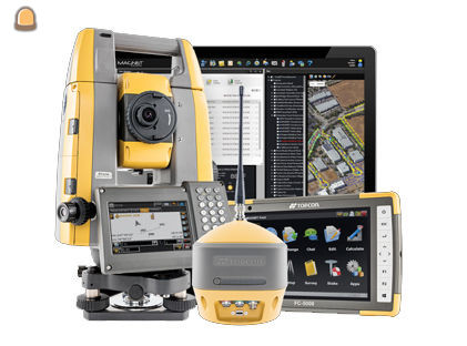 Introductie Topcon Elite Survey Suite