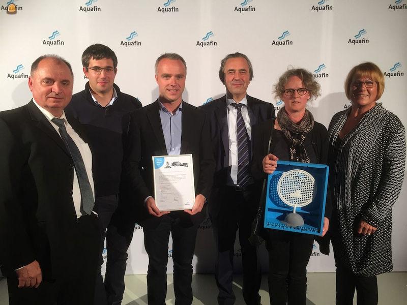 Winnaar Minder Hinder award Verhegge