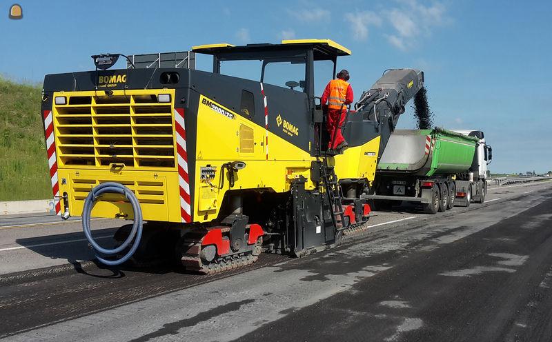Reesink Construction Equipment (RCE) verkrijgt het importeurschap BOMAG