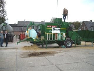Orkel MP2000 maiscompactor