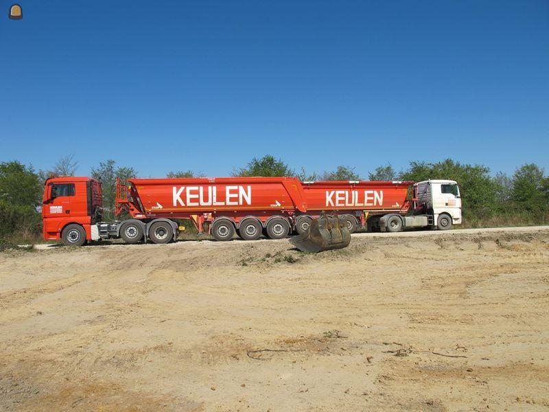 Keulen's Transport- en Grondverzetbedrijf B.V. uit Koningsbosch