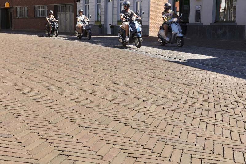 bron foto: wienerberger.be - Authentica Retro Varia kleiklinkers