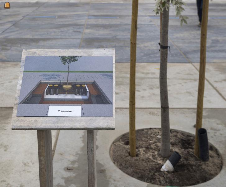 Tree Builders leverde en installeerde speciale boombunkers